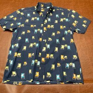 NWOT Nautica Cruise Shirt